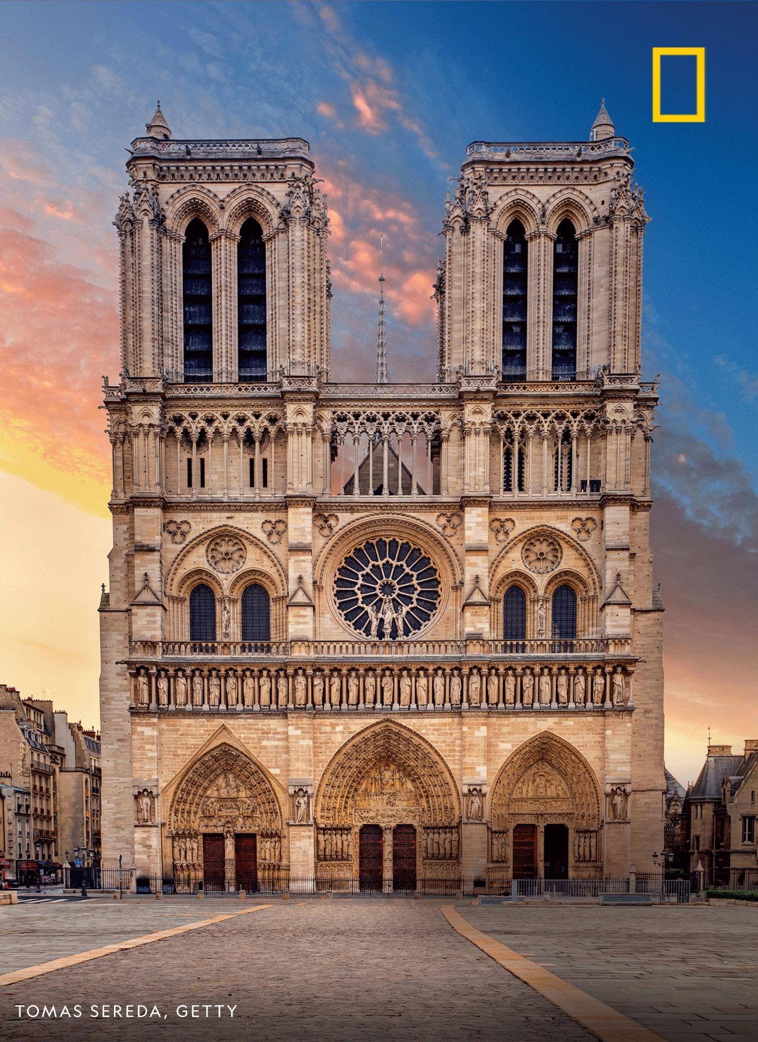 Notre Dame became an urban icon and the backdrop against which generations of Parisians lived their lives. Today, a devastating fire threatens to claim more than 800 years of history. https://on.natgeo.com/2IEN14Z
